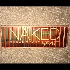 Naked Pallet - Urban Decay Heat